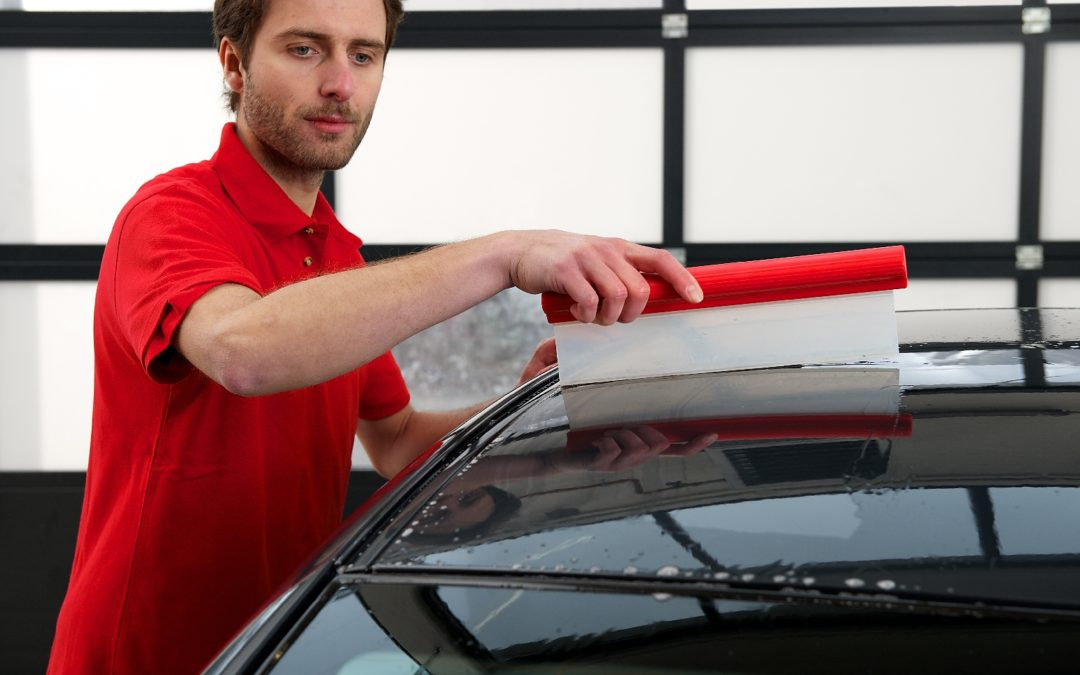 Wie trocknet man ein Auto schnell & streifenfrei?