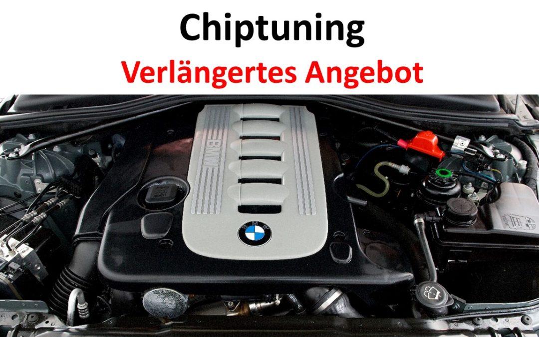 Chiptuning – Sommerangebot